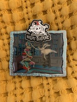 Haunted mansion Holiday Nightmare  pin