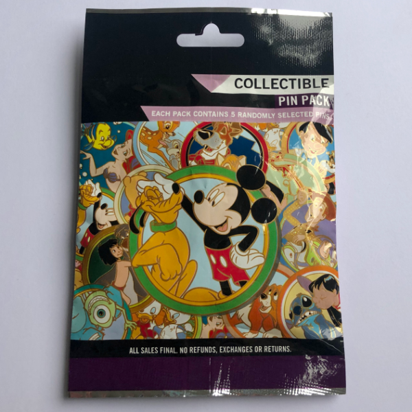 pin Timon, Pumbaa and Simba - Disney's Best Friends Mystery Collection