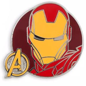 Iron Man Avengers Assemble pin