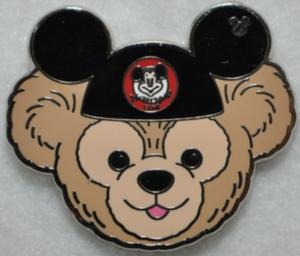 Duffy's Hats - Mickey Ears pin