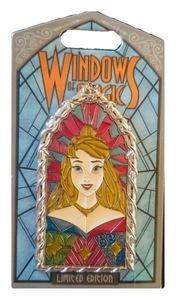 Aurora - Windows of Magic pin