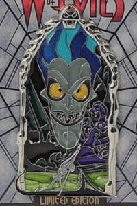 Hades - Windows of Evil pin