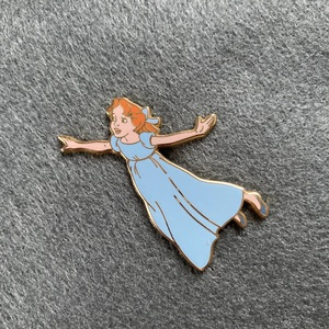 WDW/DLR - Wendy Daring flying pin