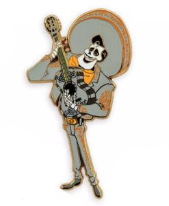 Ernesto De La Cruz Coco pin