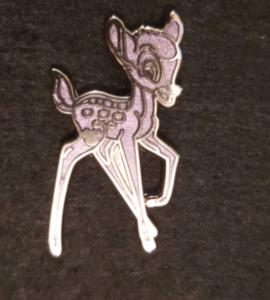 Bambi Chaser - Hidden Mickey pin