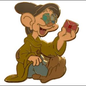 Seven Mining Dwarfs - Dopey pin