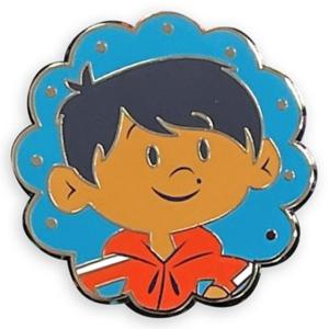 Miguel Rivera - Coco Pin Trading Starter Set pin