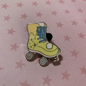 Tinker Bell - Magical Mystery Roller Skate pin