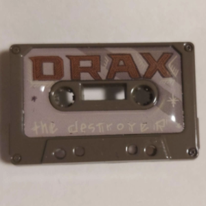 Guardians of the Galaxy Mix Tape - Drax pin