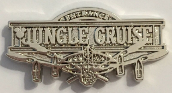 Jungle Cruise - Hidden Mickey Attractions (Chaser) pin