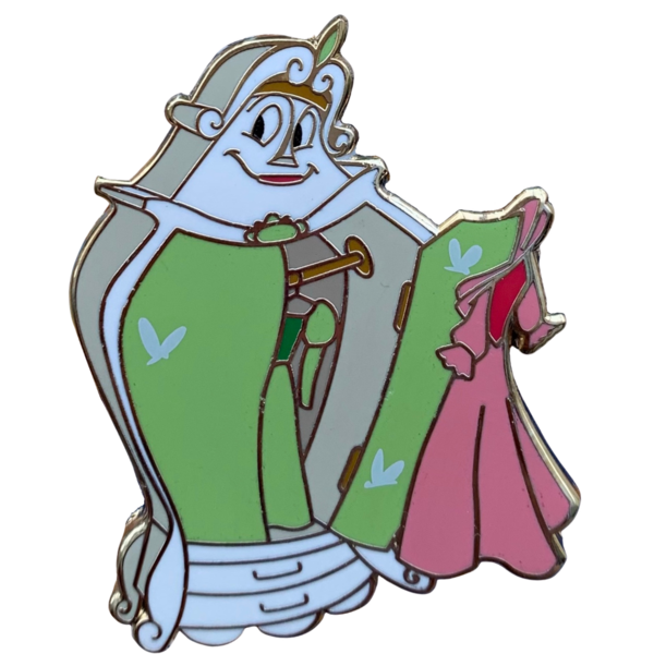 La Belle et la Bête - L'armoire / Wardrobe pin