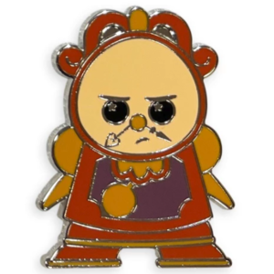 Cogsworth - Disney Parks Wishables Mystery Pin Set Blind Pack pin