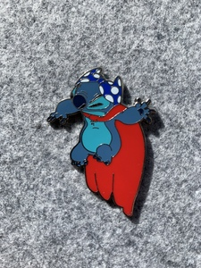 Superhero Stitch - Stitch Booster Set pin