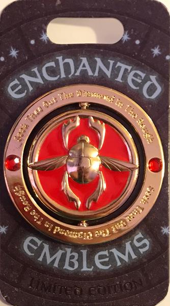 Enchanted Emblems - Aladdin pin