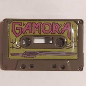 Guardians of the Galaxy Mix Tape - Gamora pin