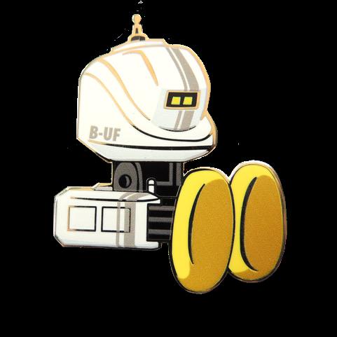 BUF-4 from WALL•E pin