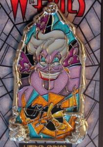 Ursula - Windows of Evil pin