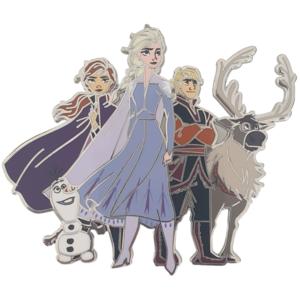 Frozen II group - Disneyland Paris pin