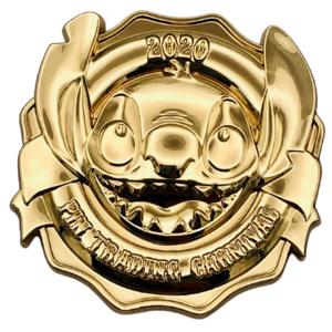 Stitch 2020 Pin Trading Carnival pin