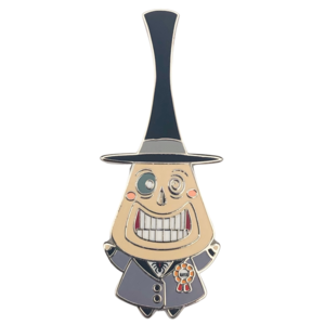 Mayor - Nightmare Before Christmas Cuties Booster Set pin
