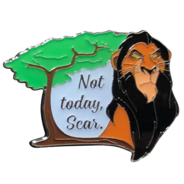 Scar - Disney Villains Flair Pin Set pin