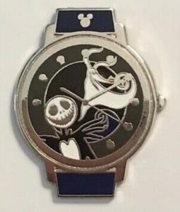 Jack Skellington - Hidden Mickey Watches pin