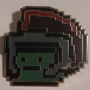 Hulk - Thor: Ragnarok 8-bit pin