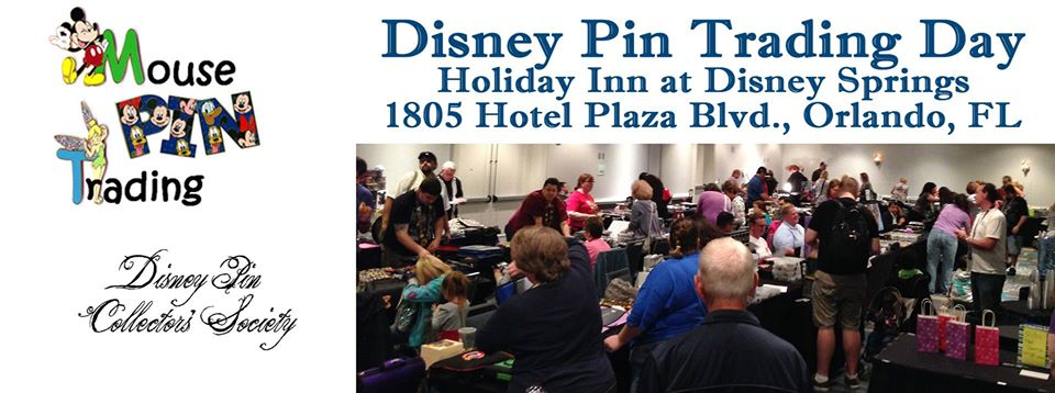 CANCELLED Disney Pin Trading