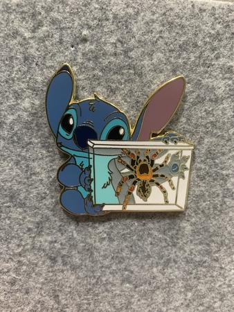 WDW - Disney's Animal Kingdom® Theme Park - Animals Mystery Set - Stitch pin