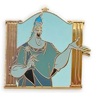 Hades - Hercules Gods Mystery Pin Set pin
