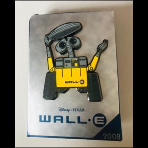 Wall-E Trash can hat pin