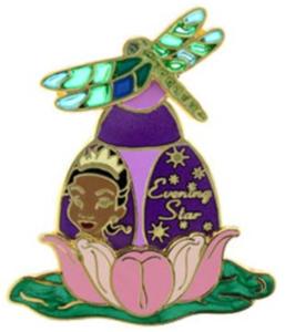Tiana - Eau De Magique pin