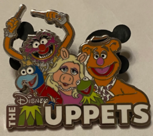 The Muppets,  pin