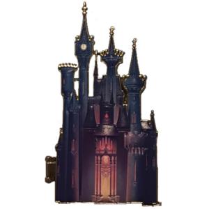 Castle Collection - Cinderella Castle pin