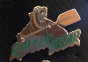 Rafter bear pin