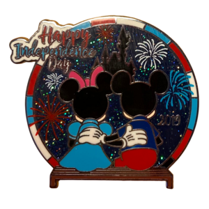 Independence Day 2019 pin
