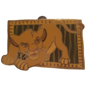 DLRP - Simba Hunting pin