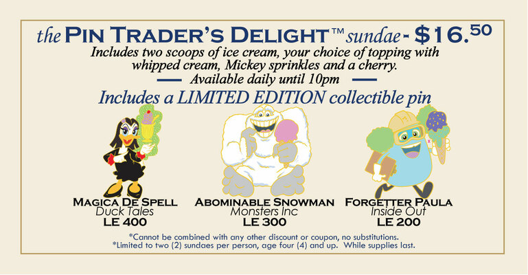 Pin Trader Delight Pins Disney Studio Store Hollywood March 2020