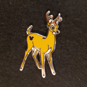 Adult Bambi - Hidden Mickey pin