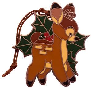 Woodland Winter Pin Ornament Mystery Set - Bambi pin