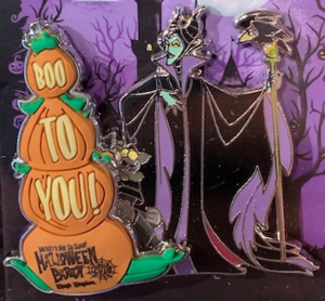 Maleficient Halloween 2019  pin