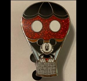 Mickey - Hot Air Balloon pin