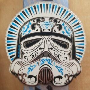 Starwars Helmet Series - Stormtrooper  pin