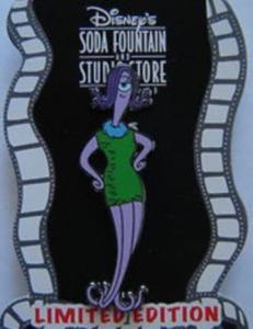 Celia Mae - 3D Re-Release pin