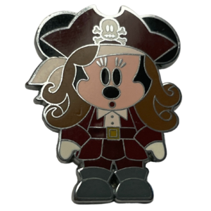 Minnie Mouse - Pirates of the Caribbean - Cute Characters pin