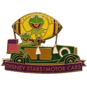 2015 WDW Parade of Memories - Annual Passholder - Disney Stars and Motor Cars pin