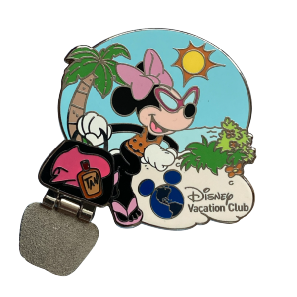DVC Vacation Your Way Minnie Mouse pin