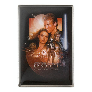 Star Wars: Attack of the Clones poster pin