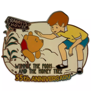 Winnie the Pooh 55th Anniversary - Legacy collection pin