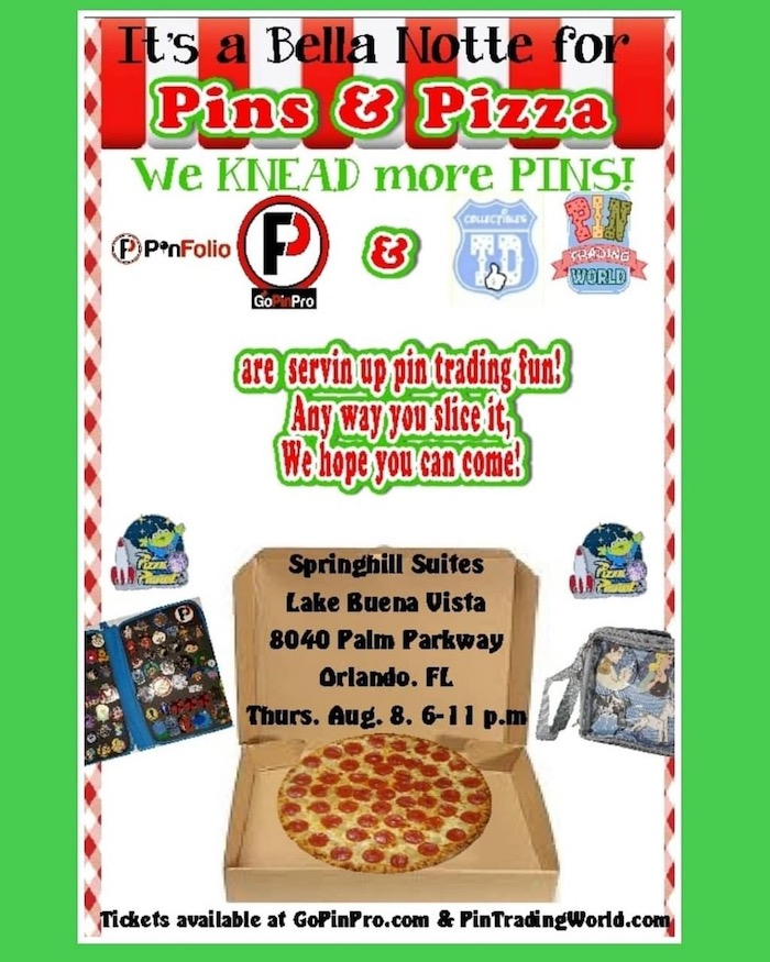 Pins and Pizza 2019